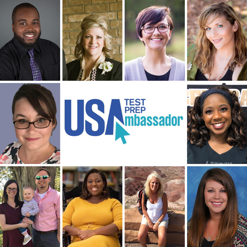 First Ambassadors of USATestprep